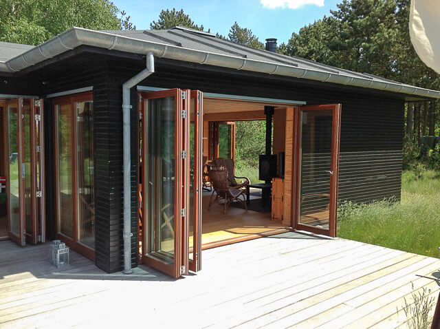 Bi-Fold Doors provided by really useful contacts