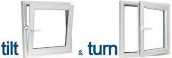 tilt and turn