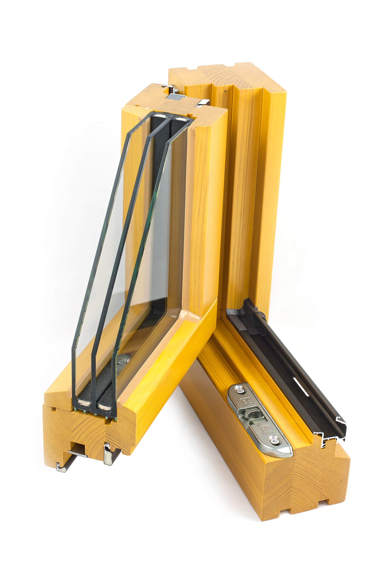 IW Series Standard Wooden Window