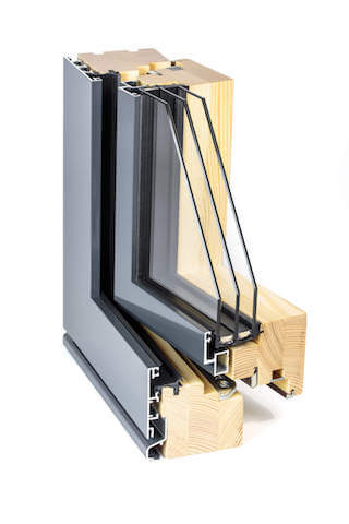 German Composite Windows