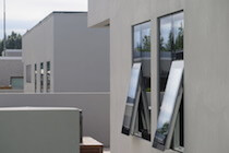 Top Hung Flush Windows