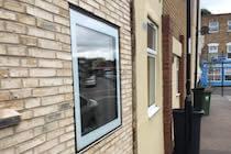 Ground Floor All Glass Windows London
