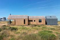 Ultra Modern Timber House Kent