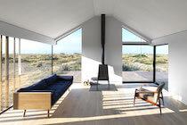 Glazed House Apex Scandinavian Windows
