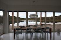 Scandinavian Windows Interior View