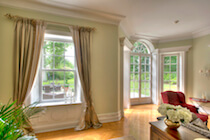 Sliding Sash Timber Windows Interior