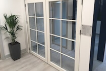 Rationel Forma Terraced French Door