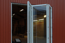 3 Leaf Bifold Door