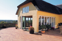 7 Leaf Bifold Door