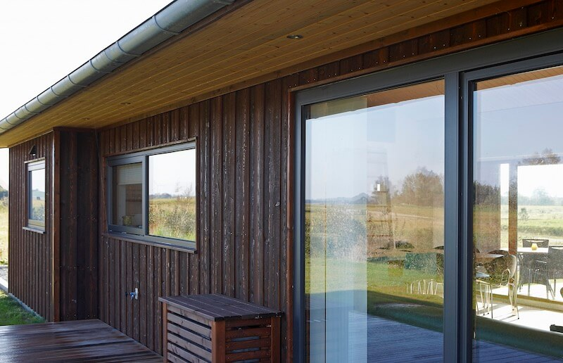 Alu-Clad Timber Window Tinium 2+
