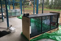 Bifold Door Delivery