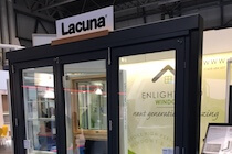 Lacuna Exhibition Door