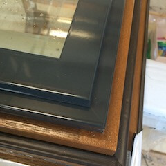 German Quality Aluminium-Timber Window