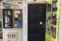 STM Windows Exhibition Stand
