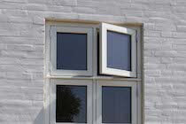 White Sidehung STM Windows