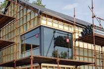 Alu Clad Timber Corner Windows