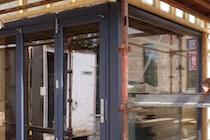 Bifold Door and Fixed Window