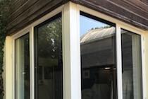 Composite Corner Windows
