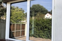Replacement White Composite Windows