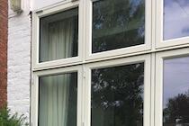 Traditional Danish Side Hung Window