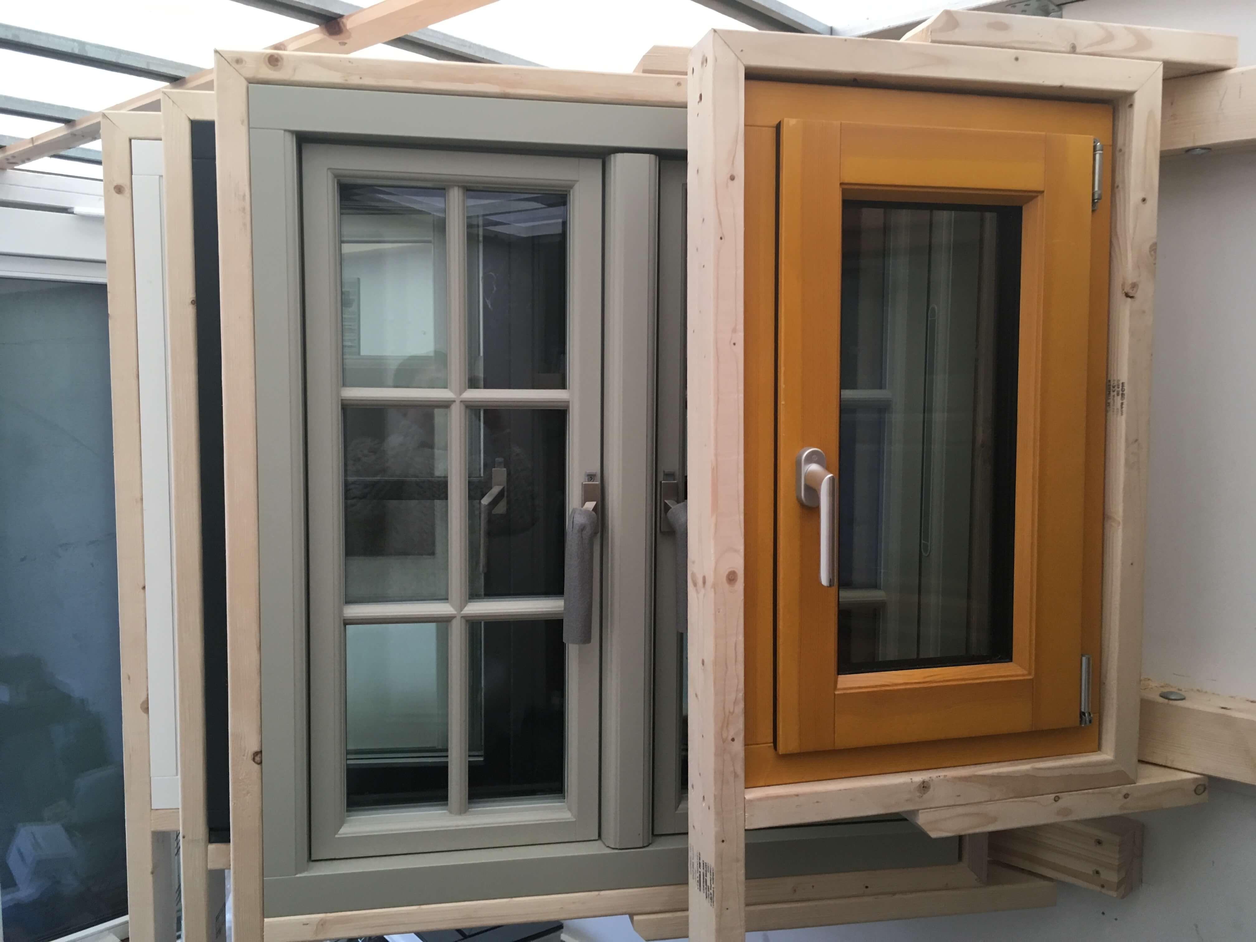 Outward Versus Inward Opening Windows