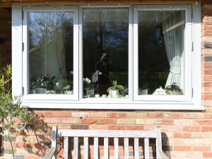 3 Section Composite window