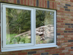 RAL 7035 Composite Windows