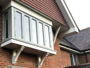Composite Bay windows
