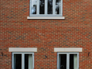 Composite Danish windows stone lintels