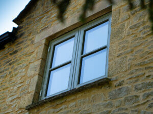Classical Design Timber Window