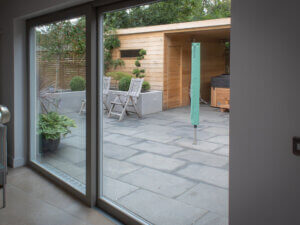 Full Size Rationel Sliding Door