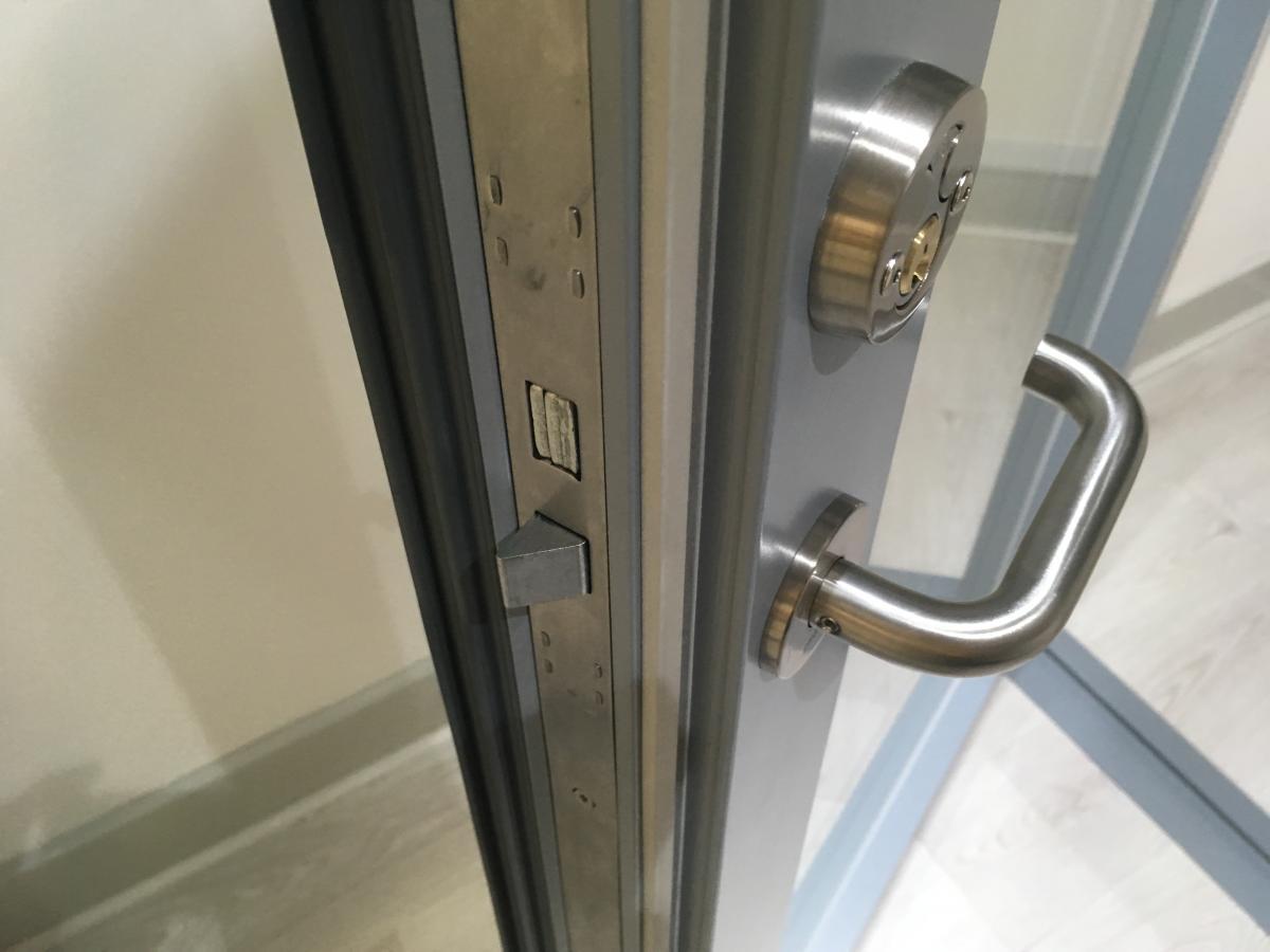 Rationel Door Handle