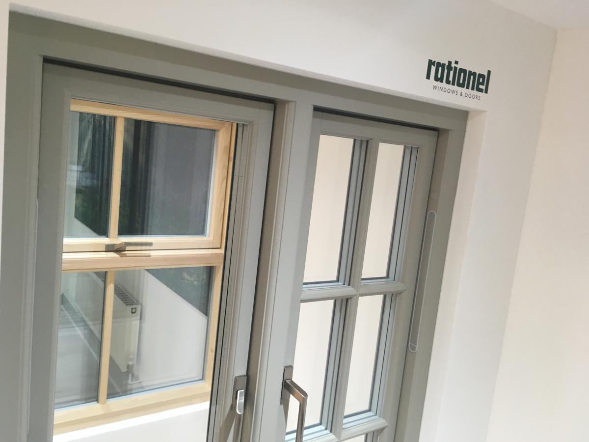 Rationel Virtual Showroom - Enlightened Windows