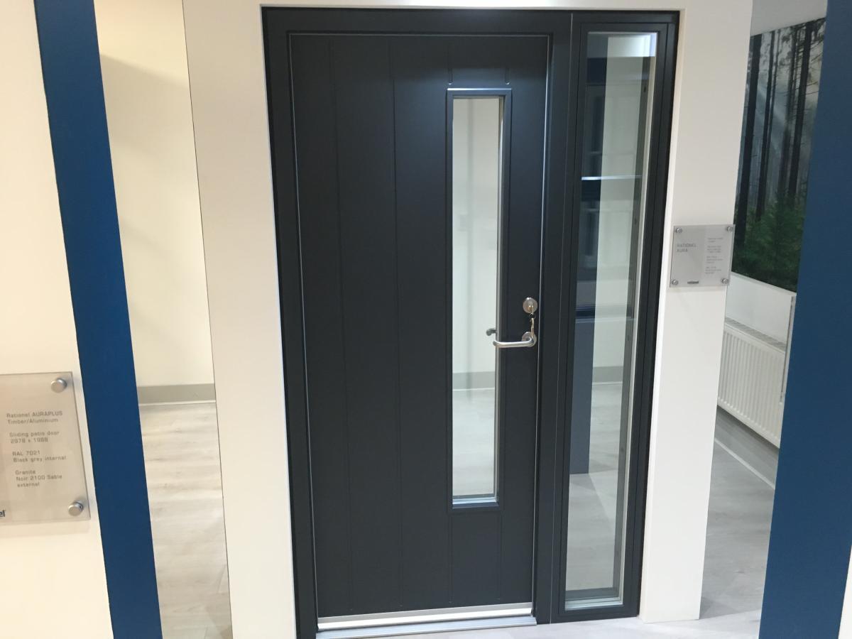 Rationel Panelled Door